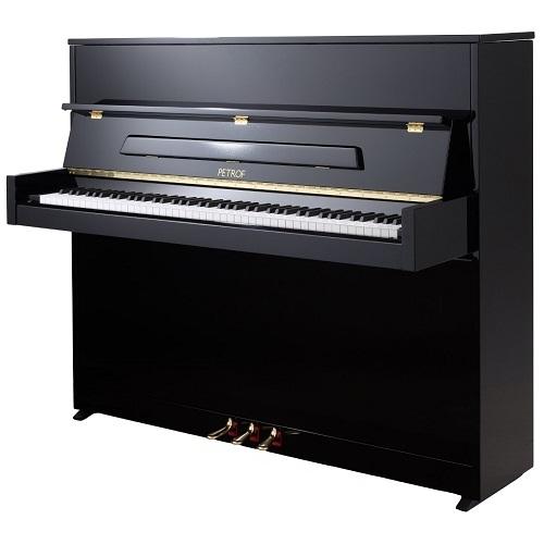 PETROF P118S1 0801 pianino crna boja