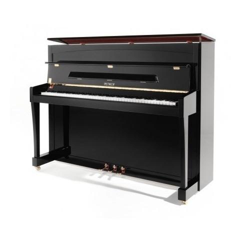 PETROF P118G2 pianino 0801 crni polirani