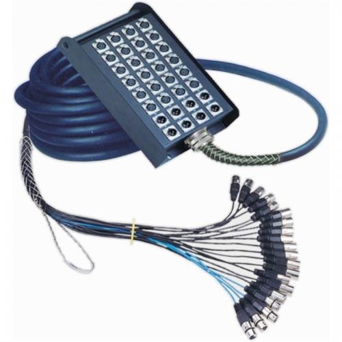Q-LOK BOX640-20K 24 kanala (xlr-xlr) 20m multi kabel