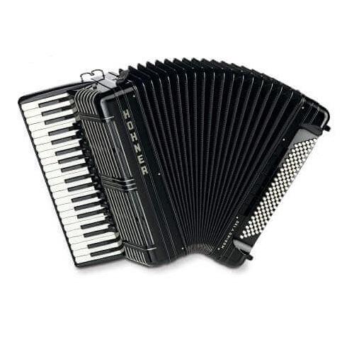 HOHNER MORINO IV 120 kabinska harmonika 120 basova