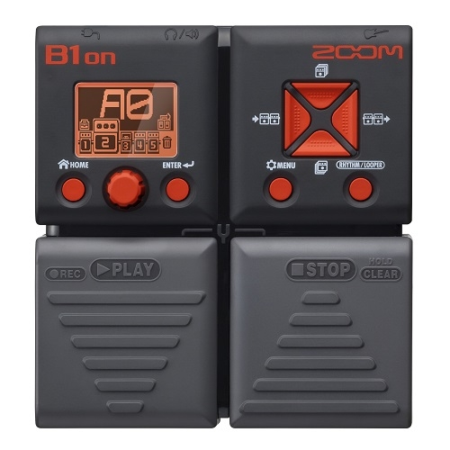 ZOOM B1on efekat za bass