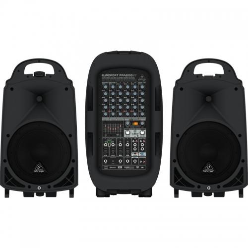 BEHRINGER PPA-2000BT portabilni razglas 2000w sa Bluetooth-om