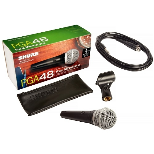 SHURE Mikrofon PG Alta PGA48-XLR