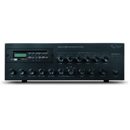 FBT Pojačalo MDS-6120 120w 6 zona sa USB CD/MP3 i FM tunerom
