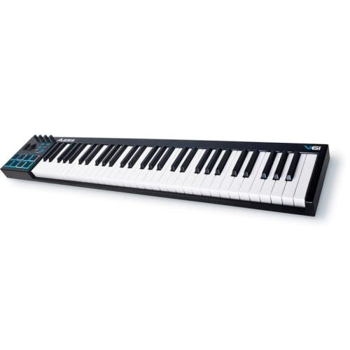ALESIS Vi49 49-nota USB midi klavijatura-kontroler