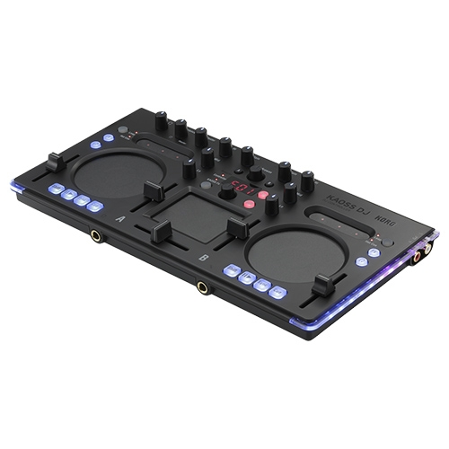 KORG KAOSS DJ kontroler i efekt procesor