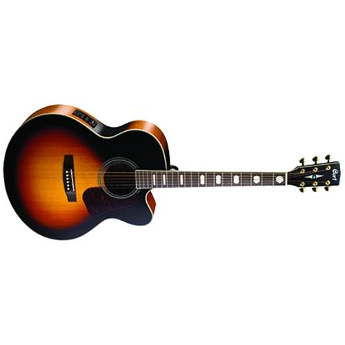 CORT Ak gitara CJ3V-TAB ozvučena