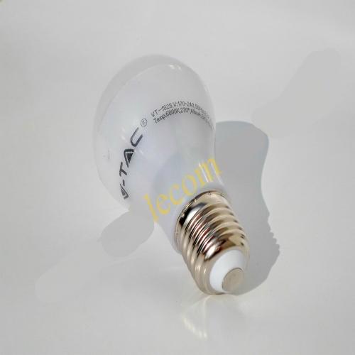 SAR LED VT-1828 7W 220V A60 E27 (LED-01240) žarulja