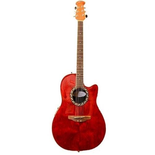 Applause by OVATION AE128-2WFB ozvučena akustična gitara