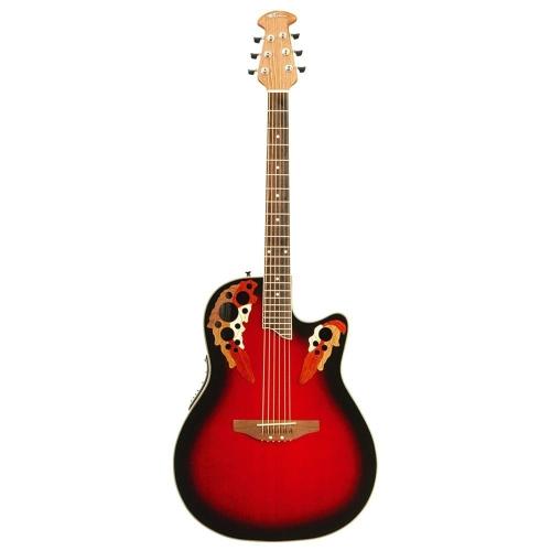 Applause by OVATION AE147-RRB ozvučena akustična gitara