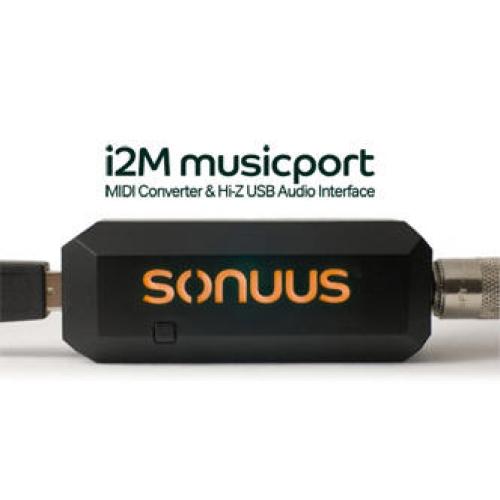SONUUS i2M midi konverter za gitaru