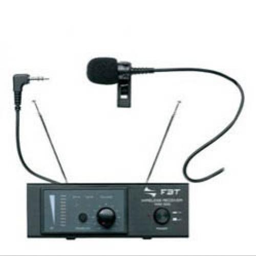 FBT WM705 A/L bežični VHF buba i pilot mikrofon sa prijemnikom