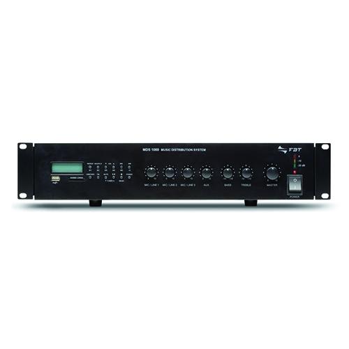 FBT MDS-1240 100v pojačalo 240w - MP3,tuner,USB/SD čitač