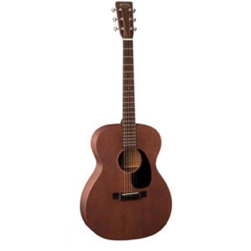MARTIN 00015M BURST w/cs akustična gitara