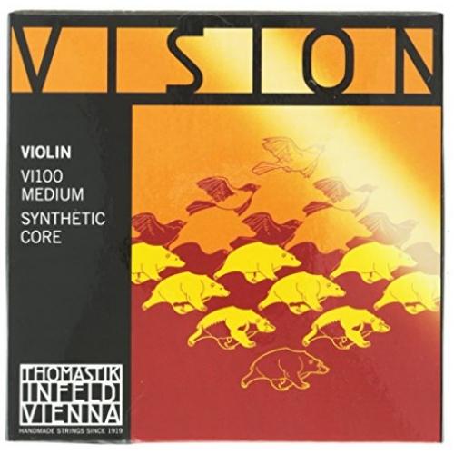 THOMASTIK VISION VI100 - žice za violinu