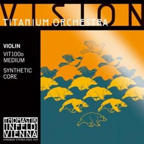 THOMASTIK VISION Titanium ORCH VIT100 O - žice za violinu