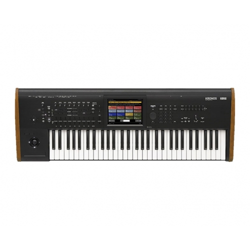 KORG KRONOS2-61 music workstation - sintisajzer