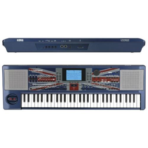 KORG LIVERPOOL profesionalna aranžer klavijatura