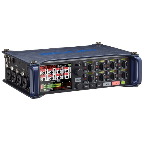 ZOOM F8 Multi Track Fielad audio rekorder
