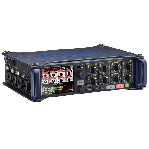 ZOOM F8 Multi Track Fielad audio rekorder