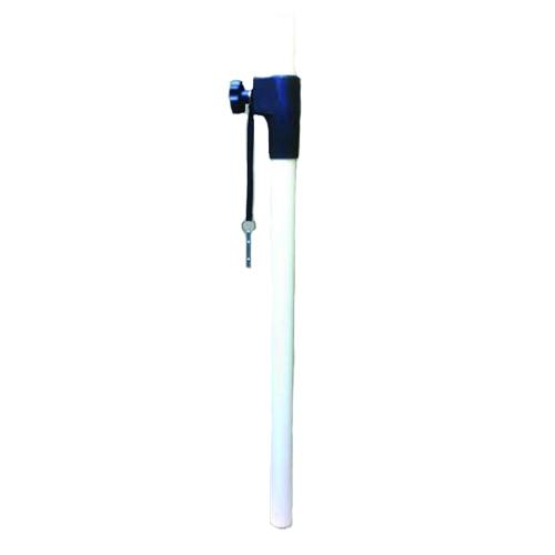 FBT FMS220W stalak sub-sat sa navojem - bijela boja
