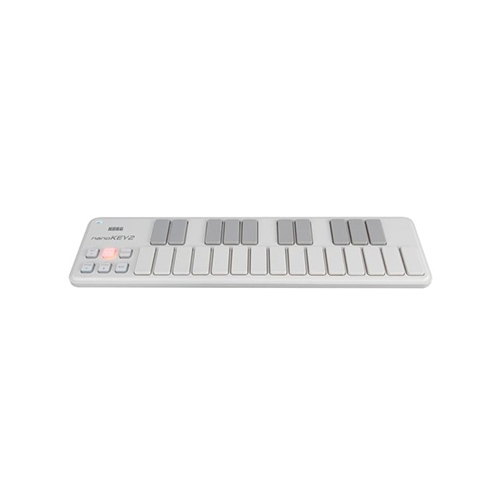 KORG NANOKEY2-WH 25-key USB kontroler MIDI klavijatura