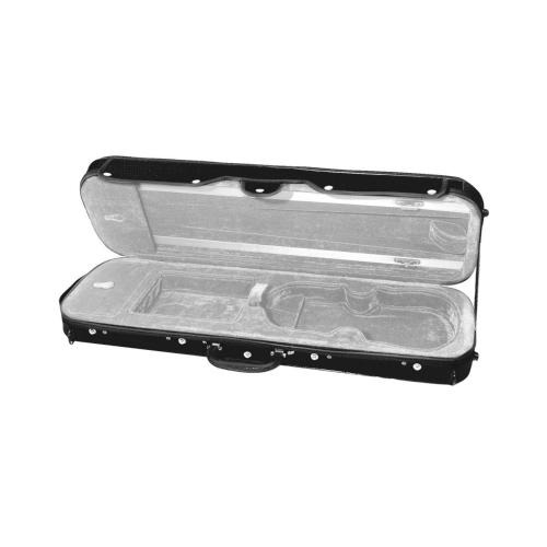 GEWA kofer za violinu PS350100 CVK 01 kockasti crno sivi