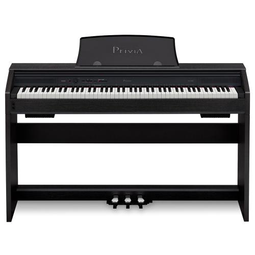 CASIO Privia PX760-BK digitalni pianino crna boja