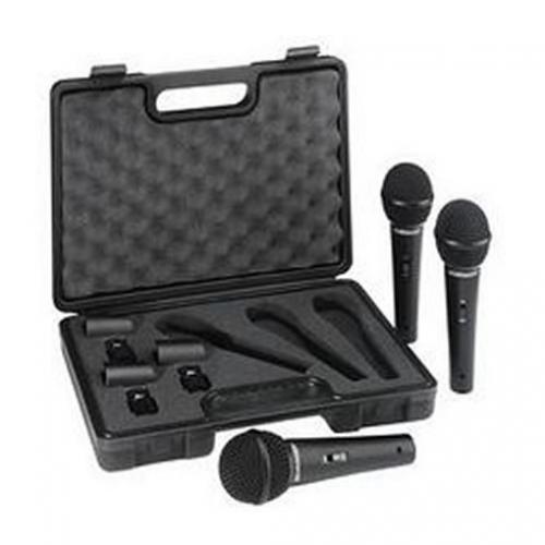 PROEL DM800KIT set od 3 dinamička mikrofona
