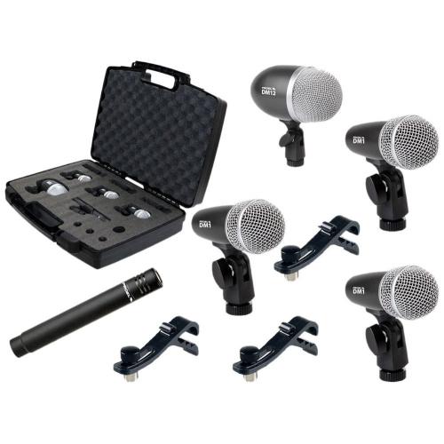 PROEL DMH5XL set od 5 mikrofona za bubanj