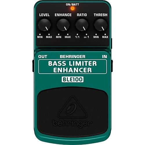 BEHRINGER BLE100 bass limiter enhancer pedala