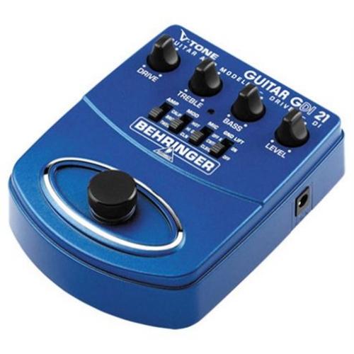 BEHRINGER GDI21 guitar DI BOX pedala