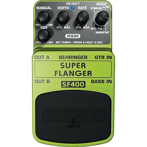 BEHRINGER SF400 super flanger pedala