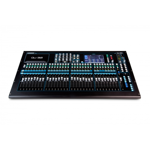 Allen & Heath QU32 CHROME digitalna audio mikseta