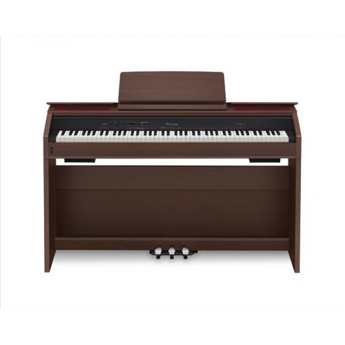 CASIO Privia PX860-BN (smedja boja) digitalni pianino