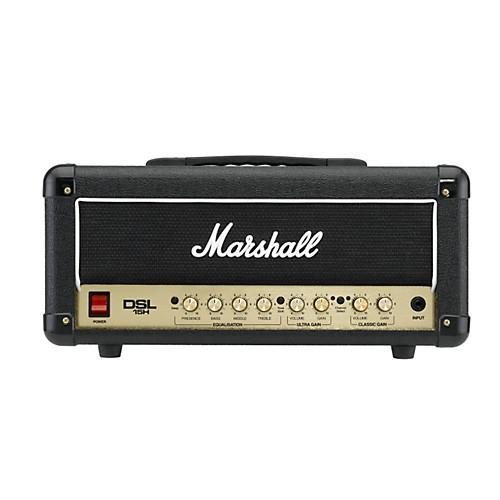Marshall DSL15H 15W VALVE DUAL SUPER HEAD pojačalo